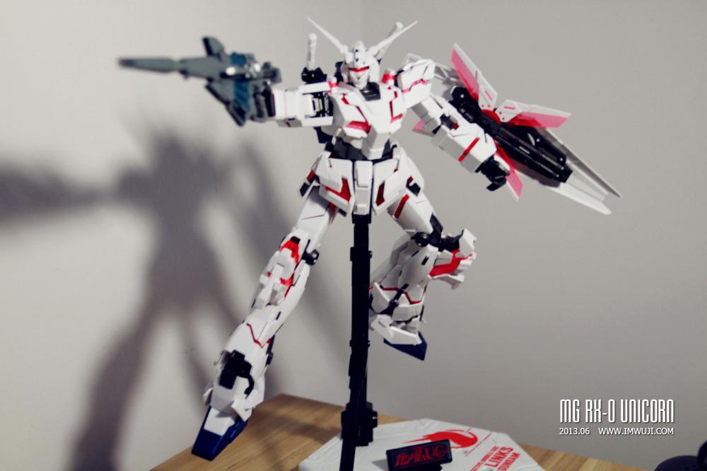 MG RX-0 UNICORN 万代独角兽高达映像版