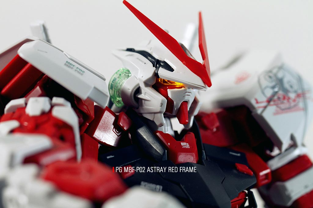 PG MBF-P02 Astray Red Frame 大班红异端
